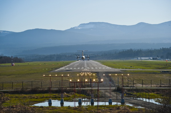 2017 Commission Fee Schedule for Nanaimo Airport .