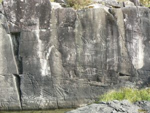 Sproat Lake Petroglyphs
